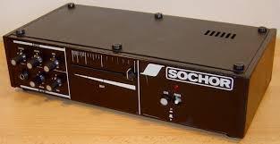 SOCHOR-kamera